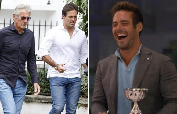 Spencer Matthews wins Five Star Hotel after dad is quizzed on suspicion of 'raping a minor'