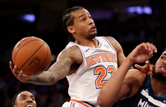 The Knicks are finally making a point-guard change