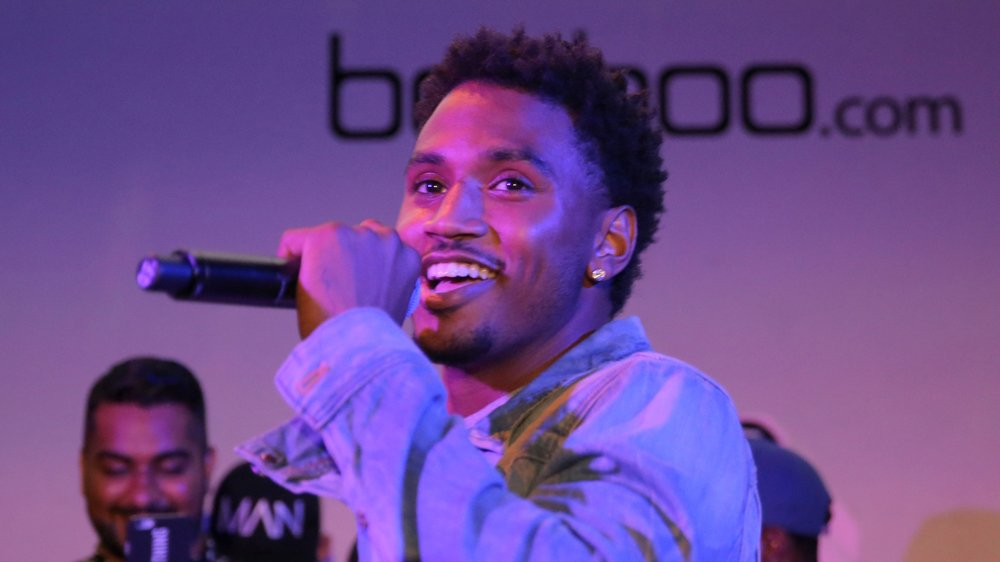 Trey Songz, Accused of Domestic Violence, Turns Himself In