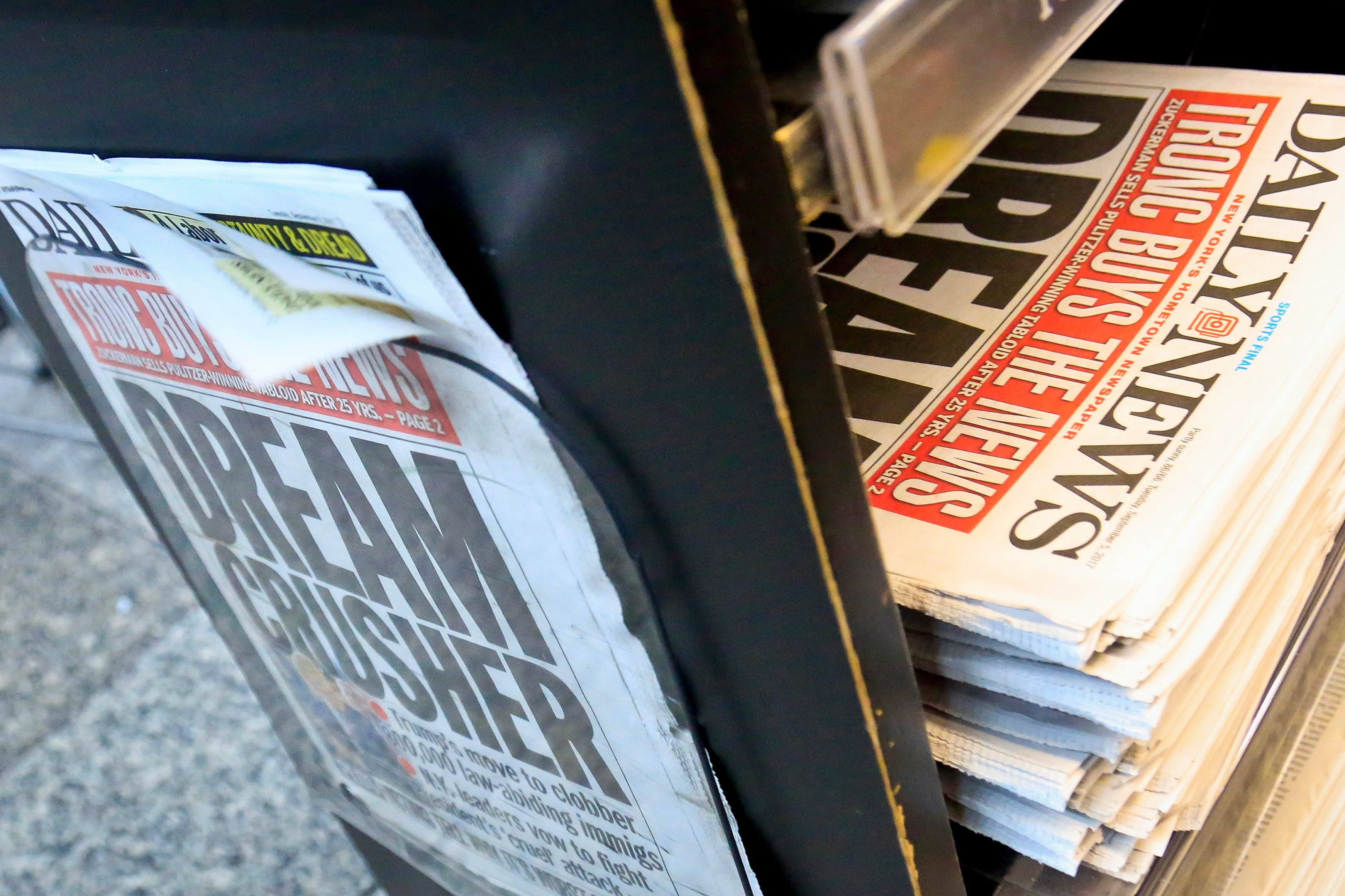 Daily News online readership plunges in wake of paywall