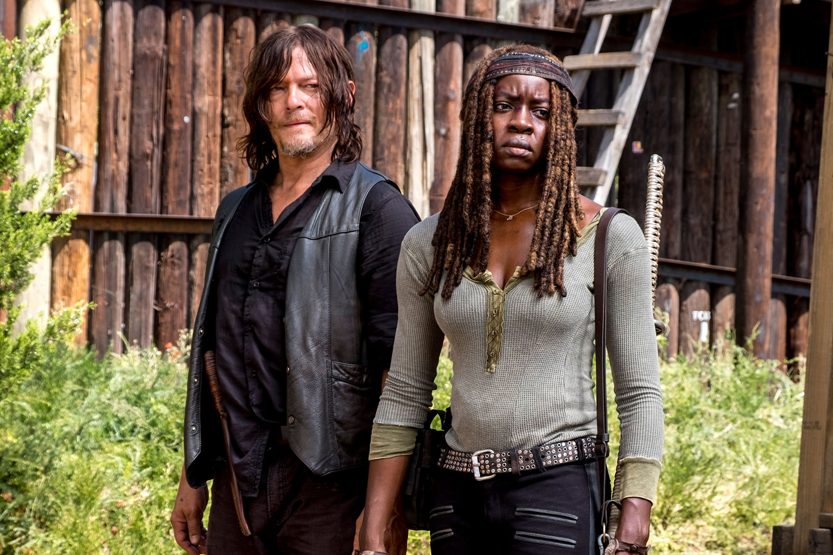 The Walking Dead: Norman Reedus promises a 'satisfying' finale