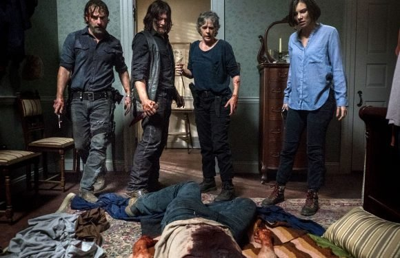 The Walking Dead: The latest victim speaks