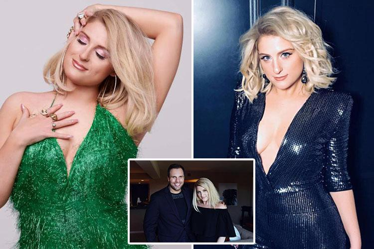 Meghan Trainor says she was 'seeing things' and 'going crazy' as she opens up about her battle with depression and anxiety for the first time