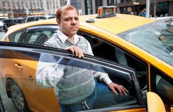 Ride-sharing apps are driving NYC cabbies into financial ruin