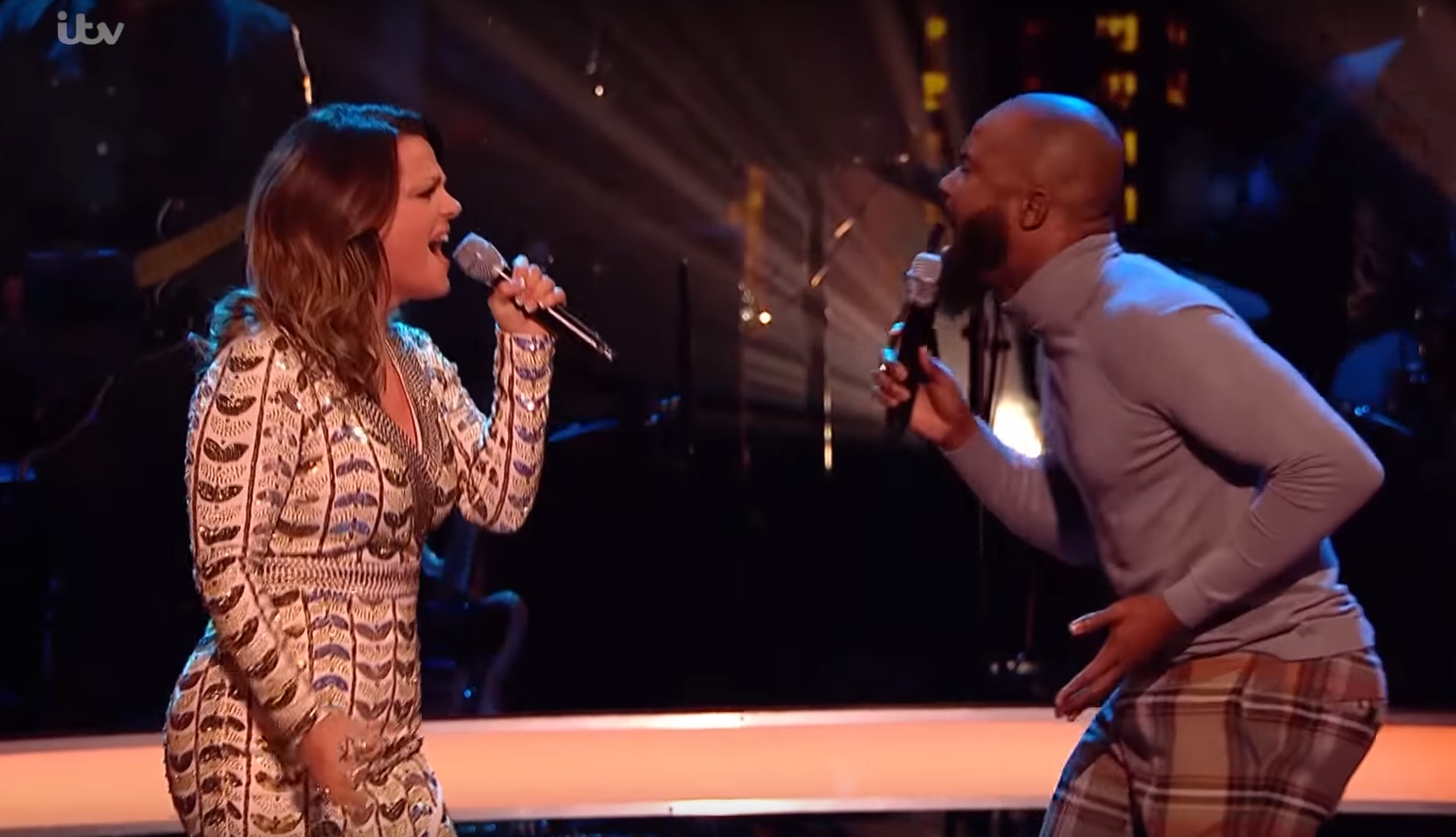 The Voice viewers hail Jason Nicholson-Porter and Tesni Jones' battle as the 'best ever'
