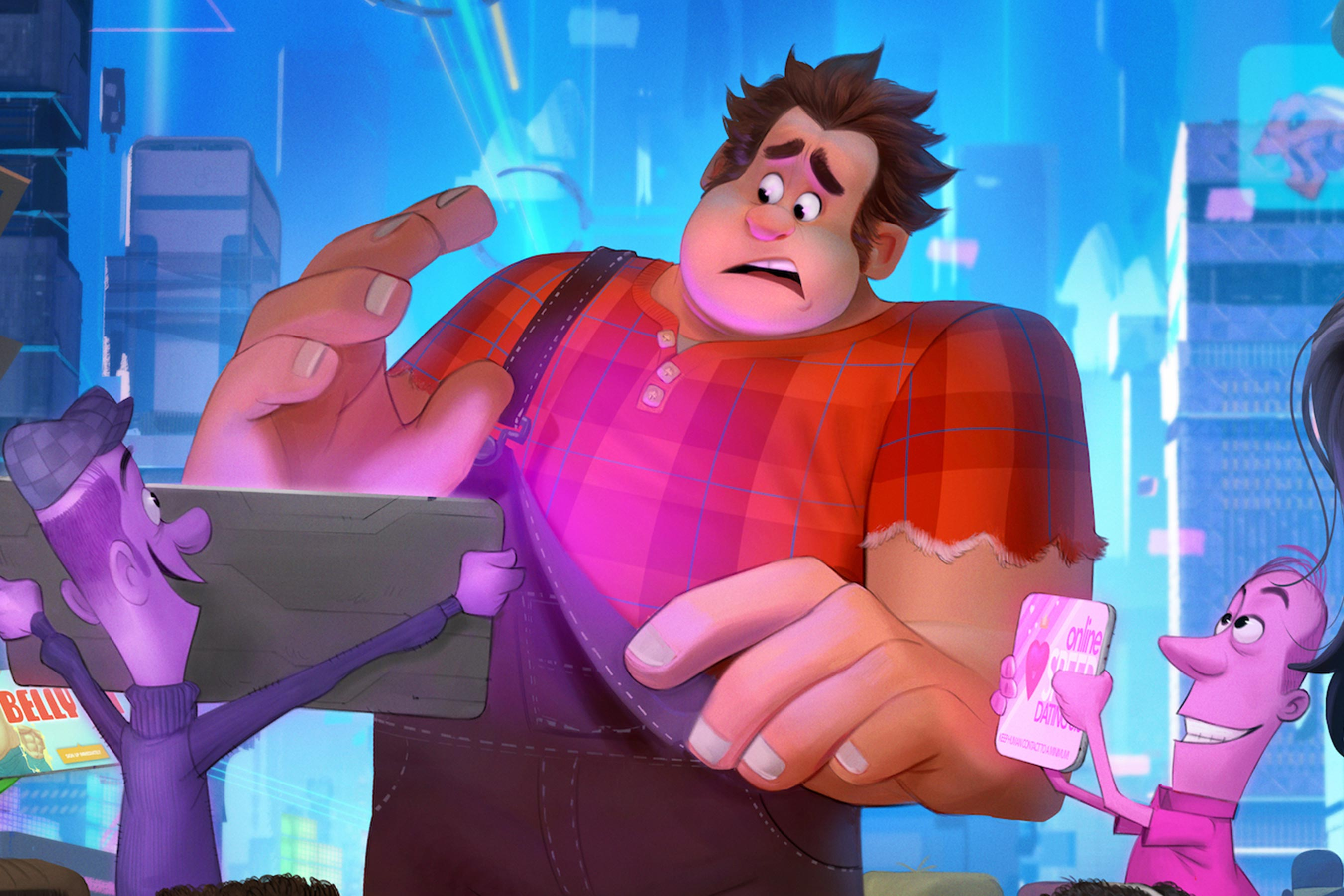 Wreck-It Ralph 2: Watch the first full trailer