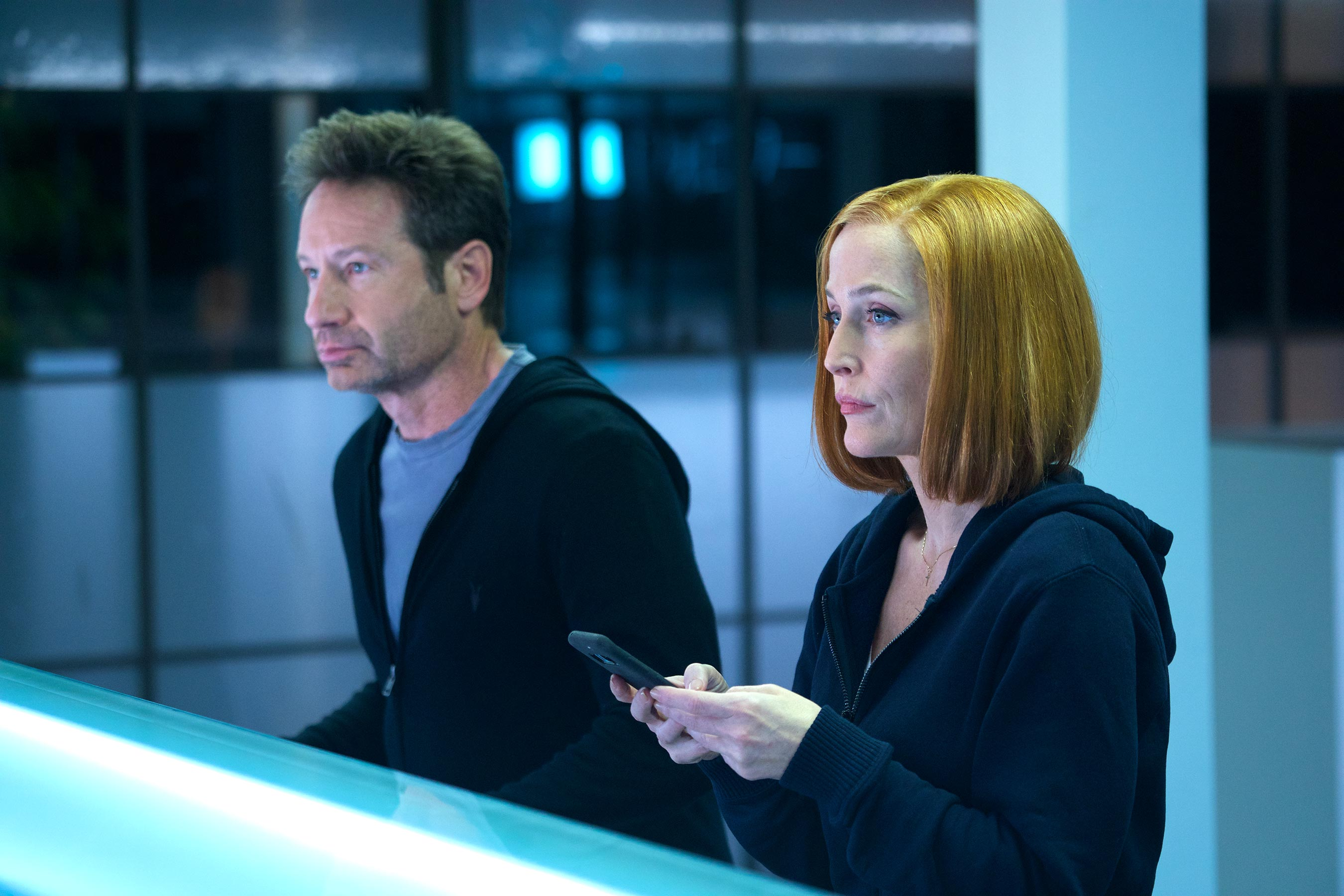 'X-Files' review: 'Rm9sbG93ZXJz' pits Mulder and Scully against modern technology (and modern life)