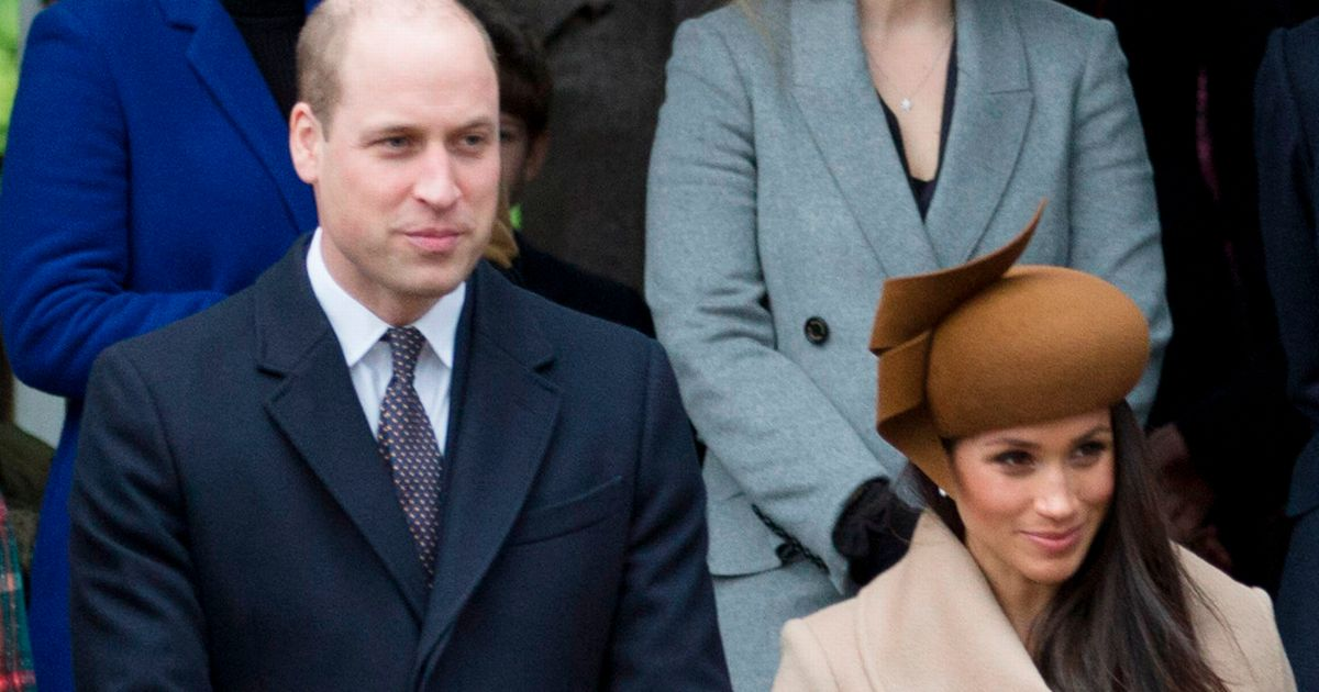 The surprising reason Prince William 'could end up giving Meghan Markle away'