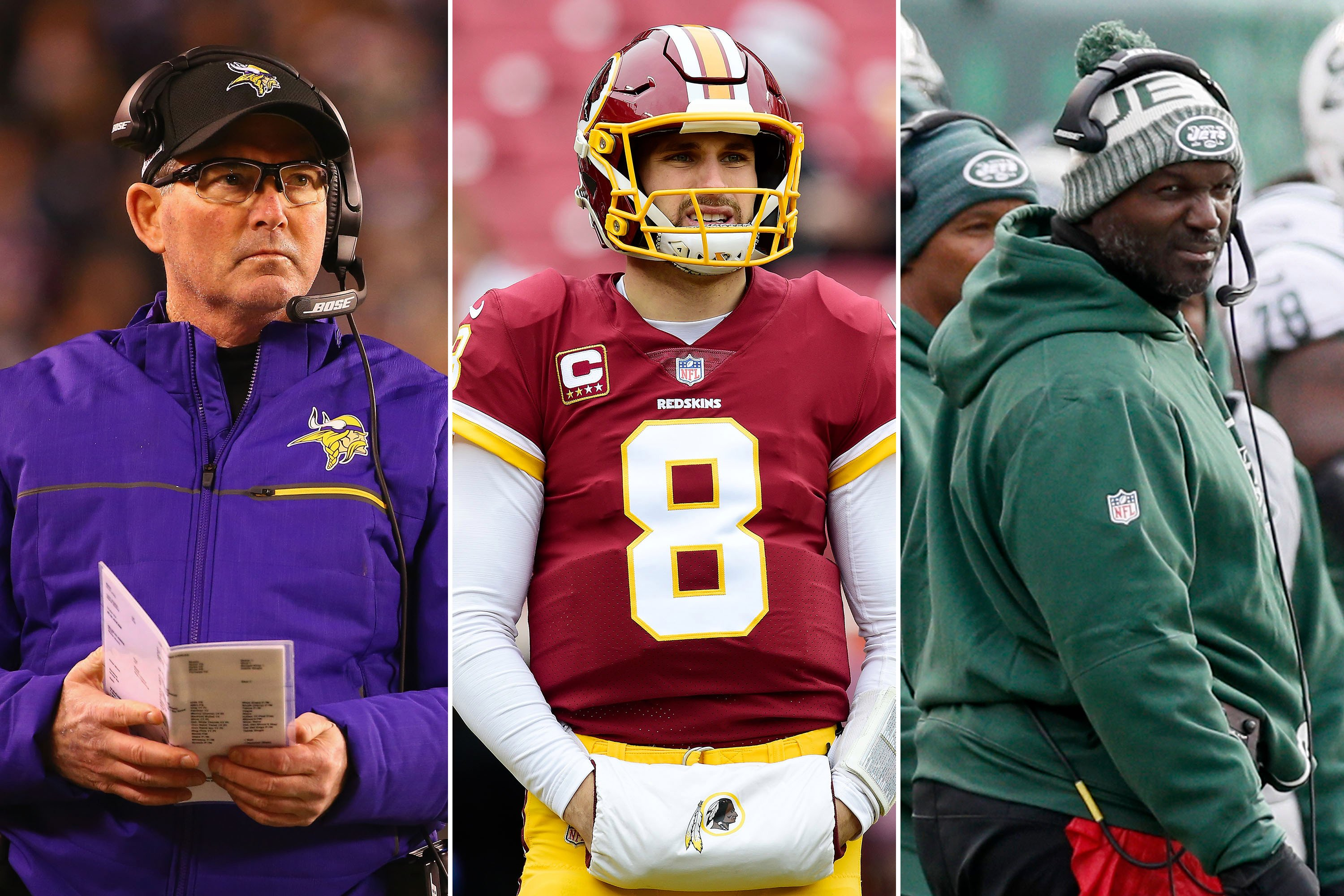Breaking down the four favorites in the Kirk Cousins sweepstakes