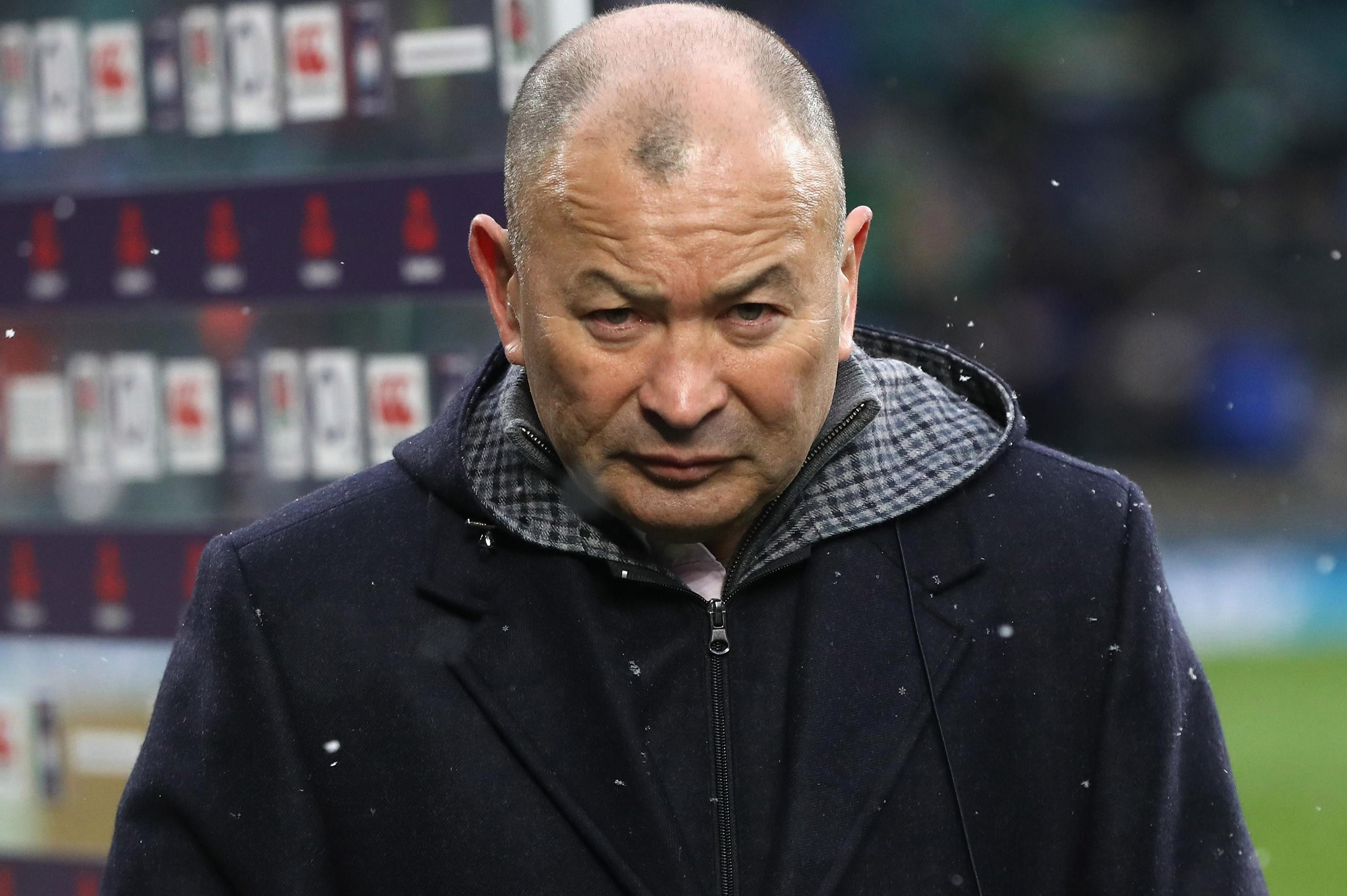 Eddie Jones warns England flops their international careers might be over after miserable Six Nations