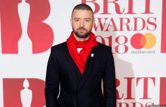 Justin Timberlake Upsets Son Silas as He Plays With Toy Guitar