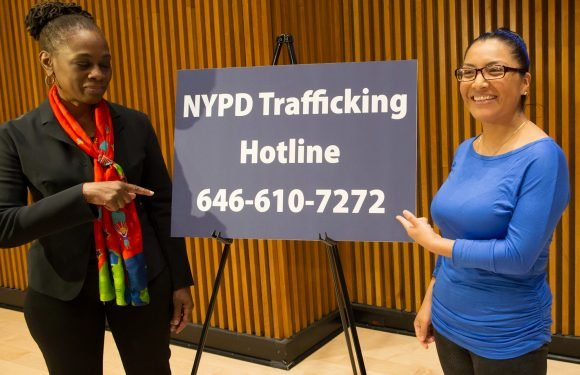 The city's sex-trafficking tip line is wrong — and has been for a year
