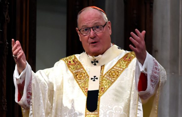 Cardinal Dolan: Funeral for firefighter 'was Good Friday'