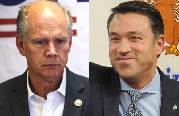 Donovan hints Grimm may be behind ethics complaint