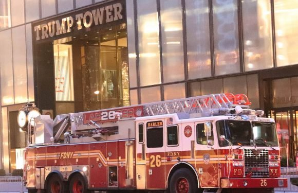 Overloaded power strips caused fatal Trump Tower fire