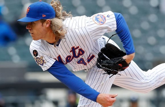 Disregard for pitching staple leads to lights-out Noah Syndergaard