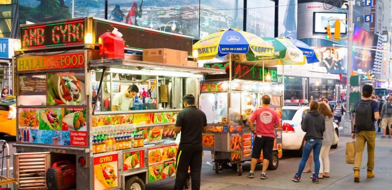 Food vendor skirted $117K in fines by using fake identities