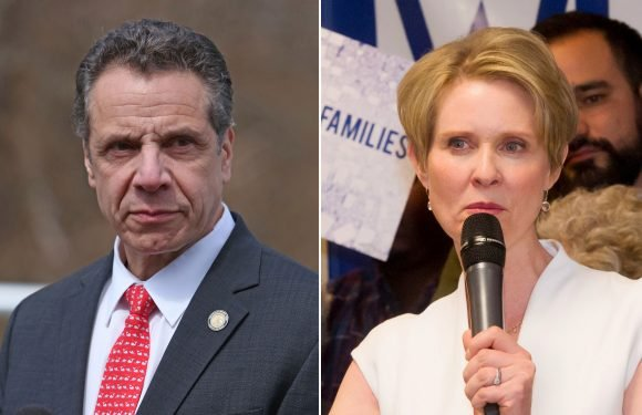 Cuomo releases taxes while Nixon stays quiet