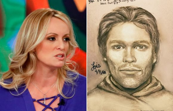 Stormy Daniels' legal team swamped with tips on sketch