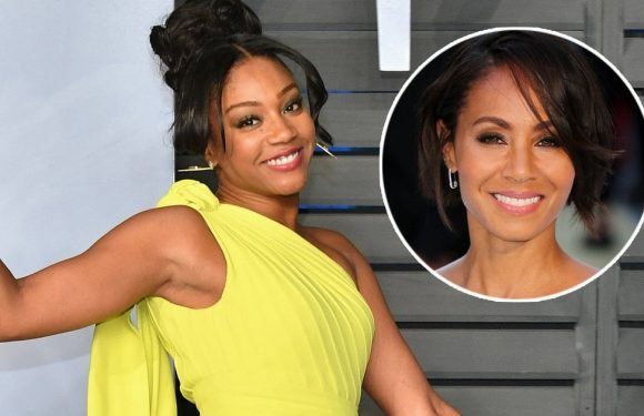 Tiffany Haddish's Priceless Response to Jada Pinkett Smith Telling Her She 'Shouldn't Have Knockoff Stuff'