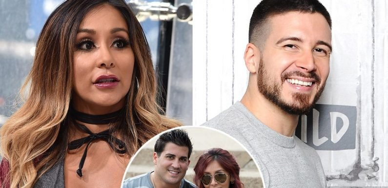 Vinny Didn't Try to Ruin Snooki's Marriage on 'Jersey Shore: Family Vacation': 'I Was Not Grinding' (Exclusive Interview)