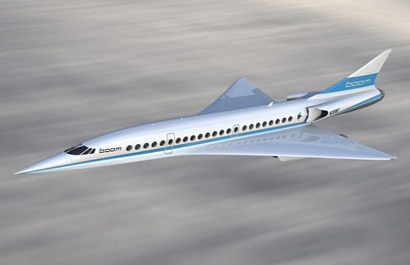 Chinese travel agency ties up with Boom to develop supersonic flights