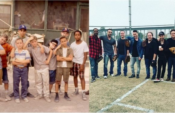 """The Sandlot Cast Just Reunited After 25 Years, Because """"Legends Never Die"""""""