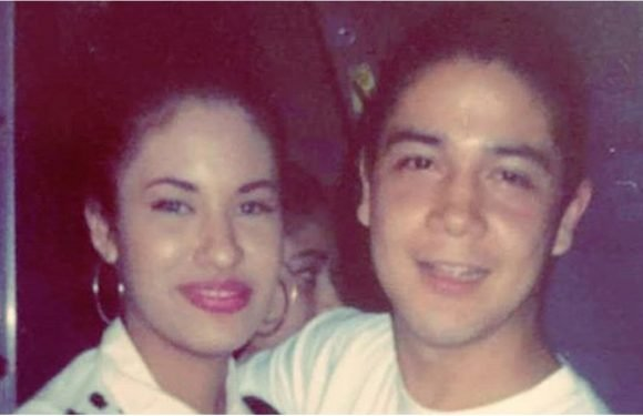 """Chris Pérez's Tribute to Selena on Her Death Anniversary Is Proof That """"Love Never Dies"""""""