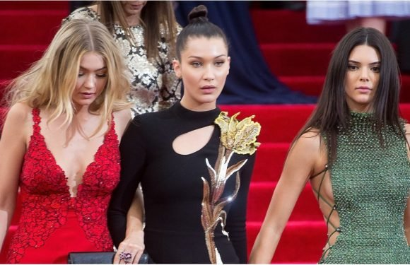 Bella Hadid's Most Head-Turning Looks Were on the Met Gala Red Carpet