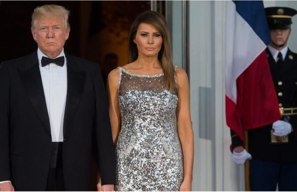 """France's First Lady Feels Sorry for Melania Trump Because She """"Cannot Do Anything"""""""