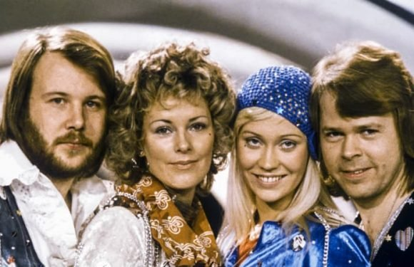 'Magical': What happened inside the recording studio with ABBA