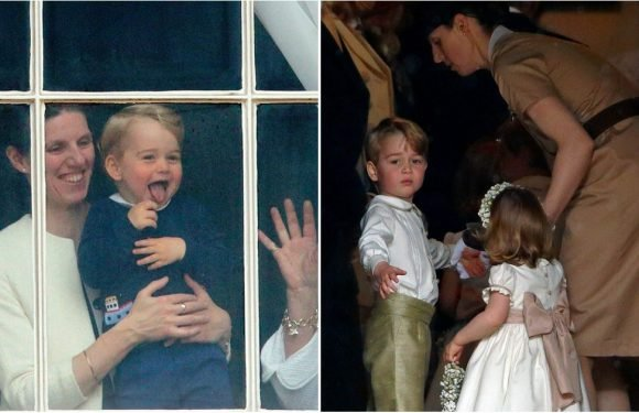Get to Know the Woman Behind the Royal Dream Job: Prince George and Princess Charlotte's Nanny!