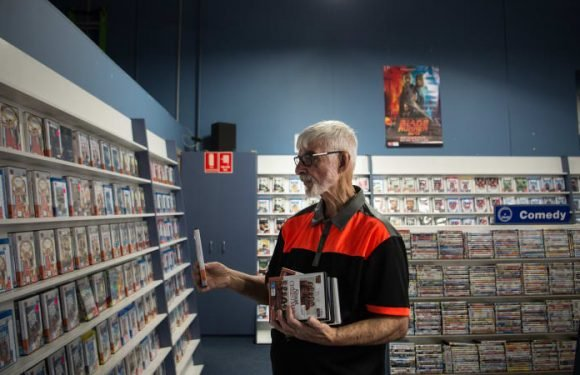 How one of Sydney's last DVD stores has survived iTunes and Netflix
