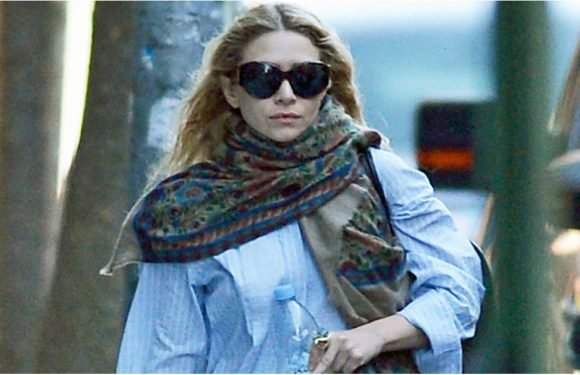 Ashley Olsen Is Making Grandma Slippers Happen, Just When You Bought Dad Sneakers