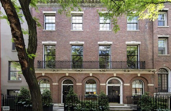 Doug Band revealed as buyer of David Rockefeller's $20M townhouse