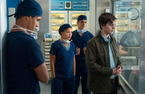 The Good Doctor loses an original cast member, adds 4 series regulars