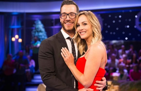 Bachelor Winter Games: Clare Crawley and Benoit Beausejour-Savard split
