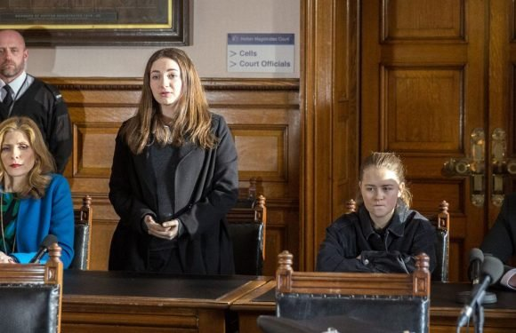 Cruel twist of fate threatens to ruin Gabby and Liv's defence in Emmerdale