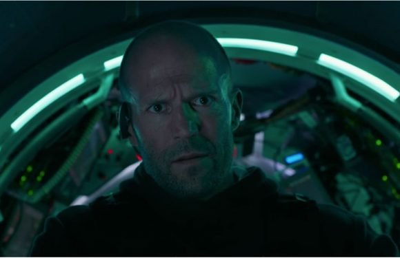 Jason Statham Fights a 75-Foot Shark in His New Movie, and I Honestly Can't Wait to See It