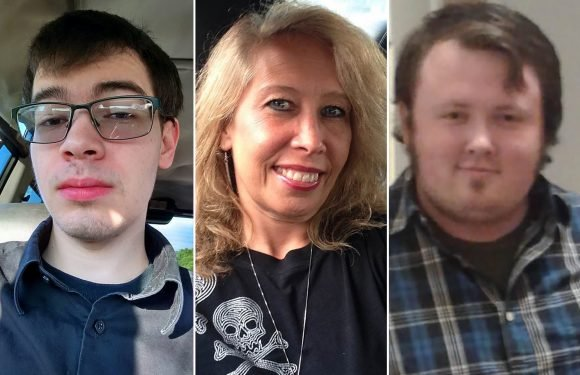 Suspect sent brother $250 for 'damages' after mom and pal found dead