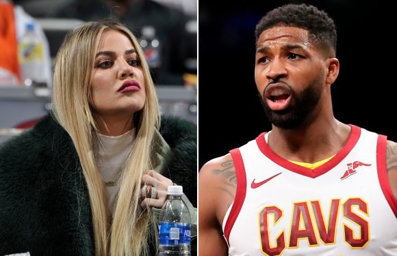 Pregnant Khloé 'went ballistic' when she found out about Tristan's cheating