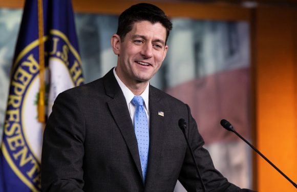 Paul Ryan hints at whom he'd back to replace him as speaker