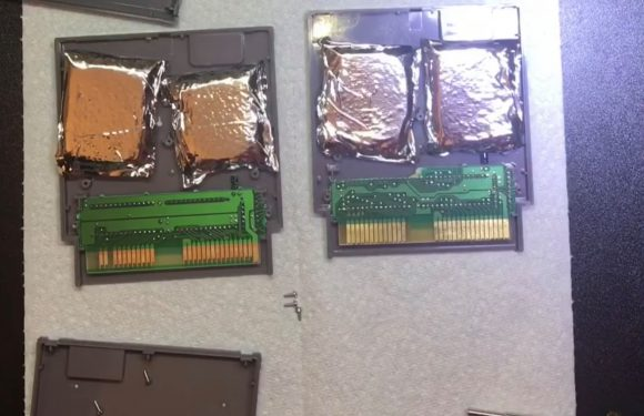 Video game collector finds drugs in old Nintendo cartridges