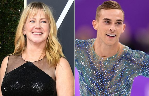 Tonya Harding and Adam Rippon set for 'Dancing with the Stars'