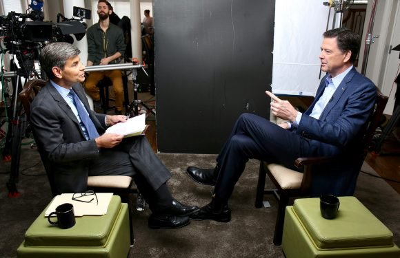 Comey interview scores big ratings for ABC