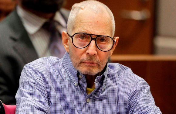 Robert Durst to find out if he'll stand trial over pal's murder