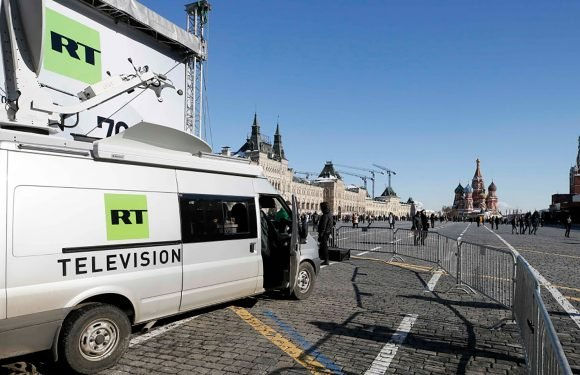 British regulator opens probes into Russia's RT news channel