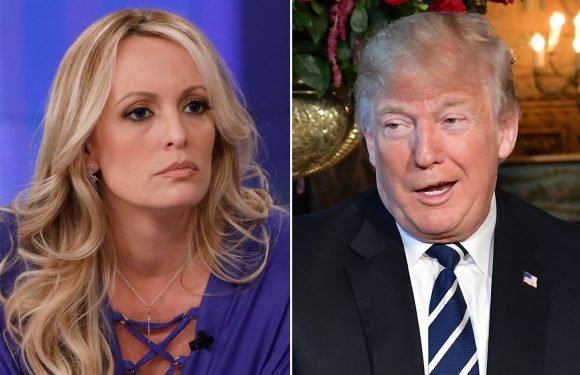 Trump accuses Stormy Daniels of 'total con job'