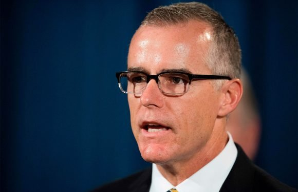 Andrew McCabe planning several lawsuits over his firing