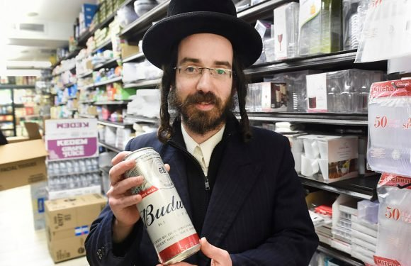 The 'King of Beers' is the also the chosen brew: rabbis